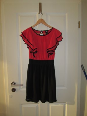Kleid im Tango/Salsa-Stil