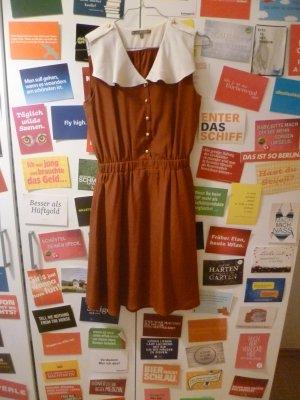 Kleid im Vintage-Look mit Bubikragen von mint&berry