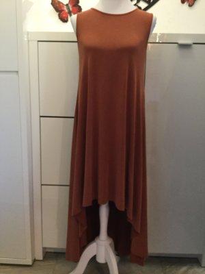 Kleid im Vokuhilalook von Mango