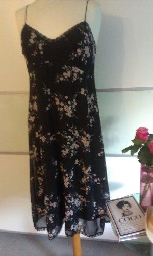 Kleid im Wäschelook, Sommerkleid, Zara