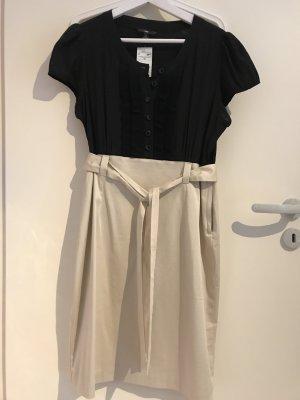 Kleid in Blusenoptik von H&M