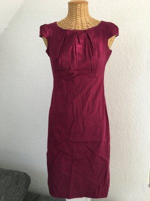 Kleid in Brombeeren Farbton von comma