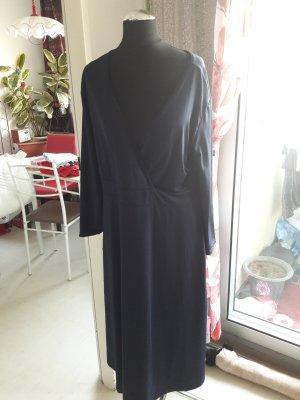 Kleid in dunkel Blau in der Größe 44