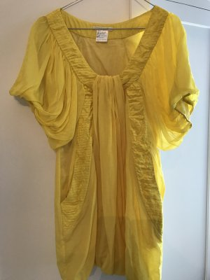 Kleid in gelb von Tony Cohen