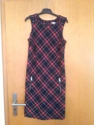 Kleid in Gr. 34 von Esprit, Karomuster