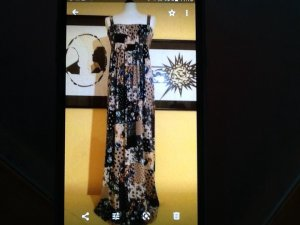 Kleid in Gr.S/M. Neu
