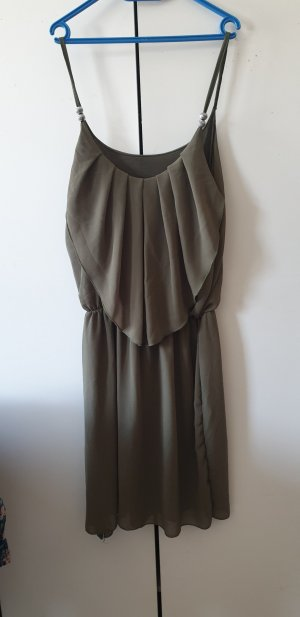 Sweat Dress khaki