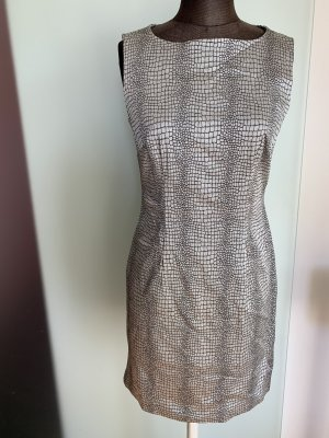 Kleid in metallic Look Stretch Gr 36 38 M Betty Barclay