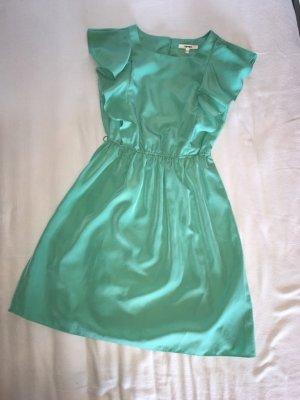 Kleid in mintgrün