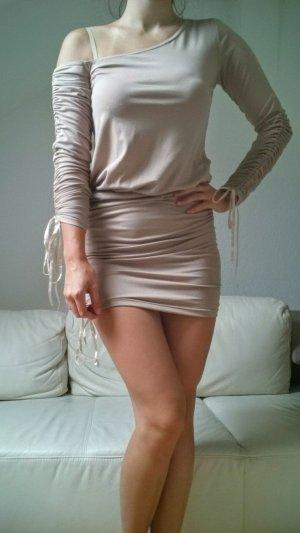 Kleid in Nude von Heine