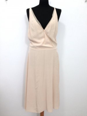Kleid in Nude von &other stories, Gr. 40, ungetragen