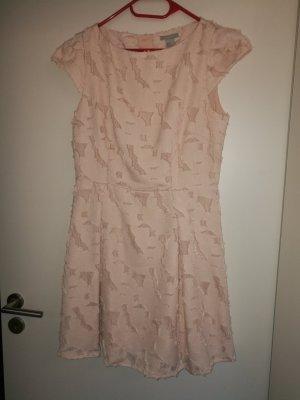 kleid in rosé von H&M