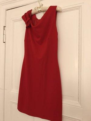 Kleid in rot von Mango