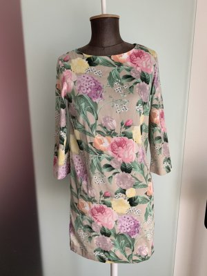 Kleid in Satin Look Gr 34 36 XS von H&M
