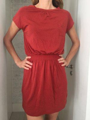 Kleid in schönem Rostrot von Sessun
