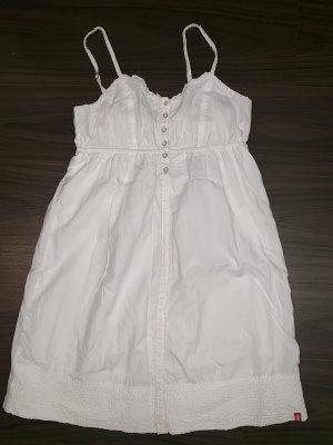 edc Babydoll Dress white