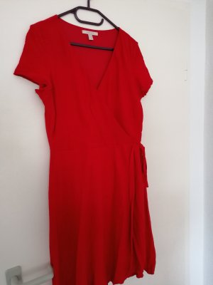 Esprit Robe portefeuille rouge