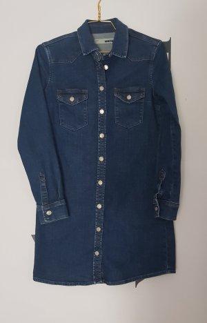 Kleid jeanskleid von Top Shop gr. 38