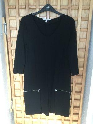 Esprit Stretch Dress black mixture fibre