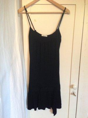 Kleid Jersey Topshop schwarz