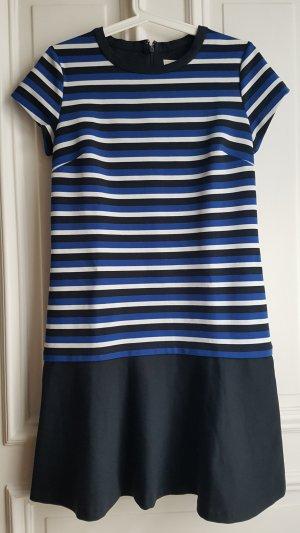 Kleid Jerseykleid Michael Kors Blau Größe M