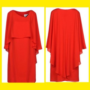 Kleid Joseph Ribkoff Gr. 38 Rot. Neu