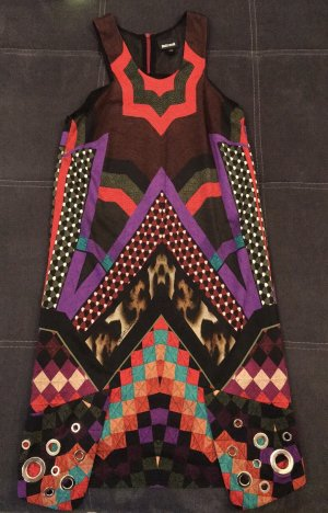 Just cavalli Stretch Dress multicolored