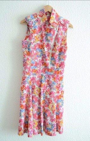 Kleid Karl Lagerfeld Blumen Gr. 36