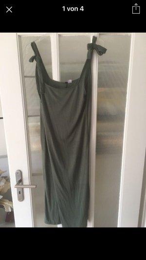 Kleid Khaki Gr 40