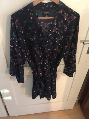 Kleid Kimono Monki Gr S 36/38 Asia dunkelblau