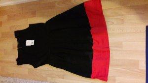 Kleid Knielang und Ärmellos