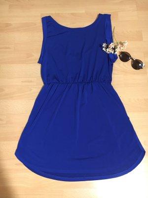 Kleid kobaltblau H&M #sommer#sonne#strand