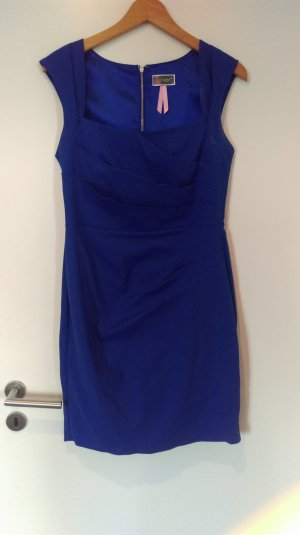 Kleid Kobaltblau Lipsy