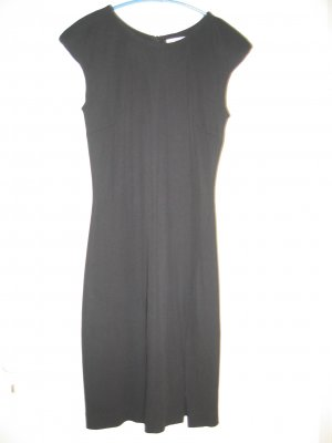 """Kleid kurz Gr. 36 schwarz """"Das kleine Schwarze"""" MANGO"""