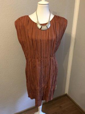 Kleid kurz Plissee neu