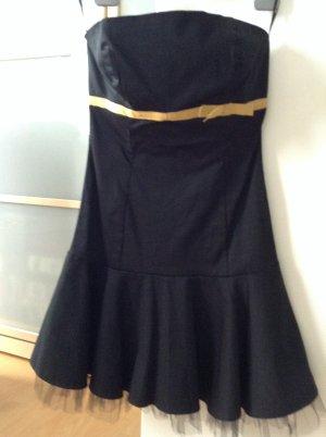 Kleid kurz Schwarz 34/XS