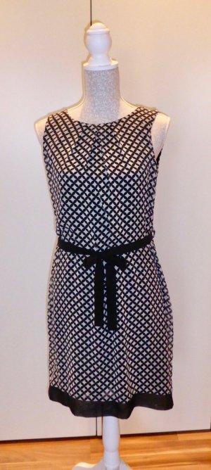 Kleid La fée maraboutée schwarz weiß 38 M