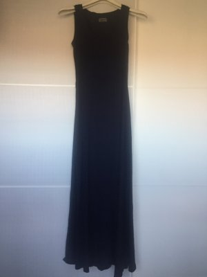 #Kleid#Lang#Blau#Zalando