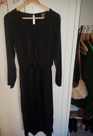 Kleid lang ICHI schwarz
