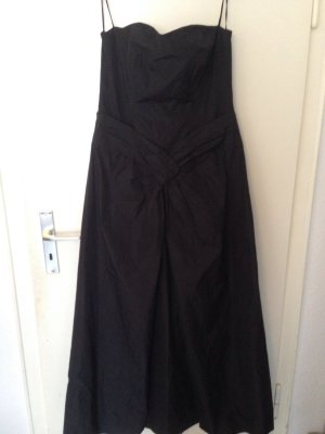 Kleid lang schwarz neu