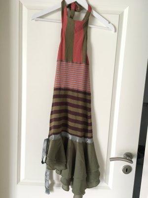 Kleid langes Oberteil guess neckholder
