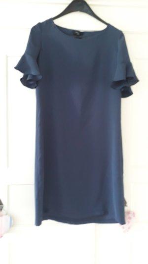 Kleid Lawrence Grey Gr. 36(38) mittelblau - bürotauglich