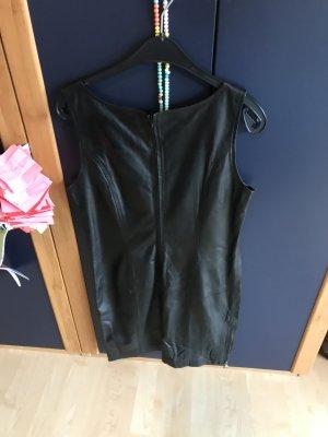 Seeler Leather Dress black leather