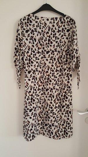 Kleid Leo-Muster von Eksept / Gr.S