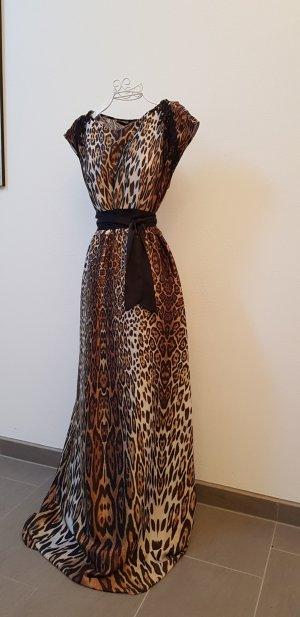 Kleid, Leo print, Animal print, 40 Mango neu