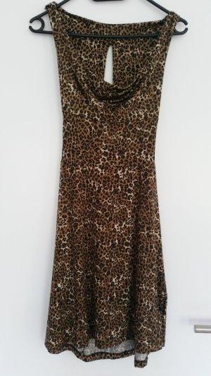 Midi Dress brown