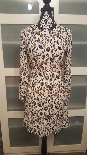 Kleid leopardenmuster & other Stories Größe 36