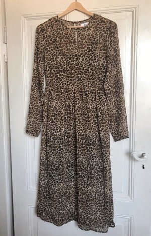 Kleid Leoprint / Animalprint / EDITED