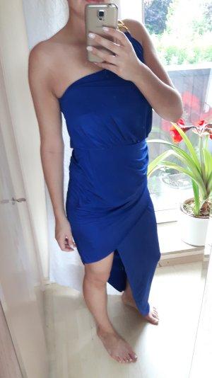 Kleid Lipsy Abendkleid blau