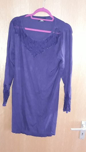Wallis Sweater Dress lilac